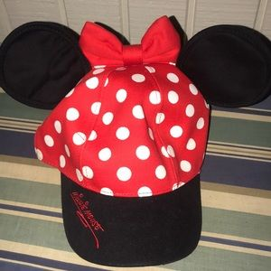 Minnie Mouse youth hat